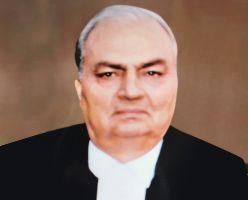 LATE JUSTICE K. P. BHANDARI